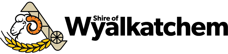 Shire of Wyalkatchem logo